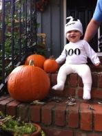 Austin's 1st Halloween 10.31.14